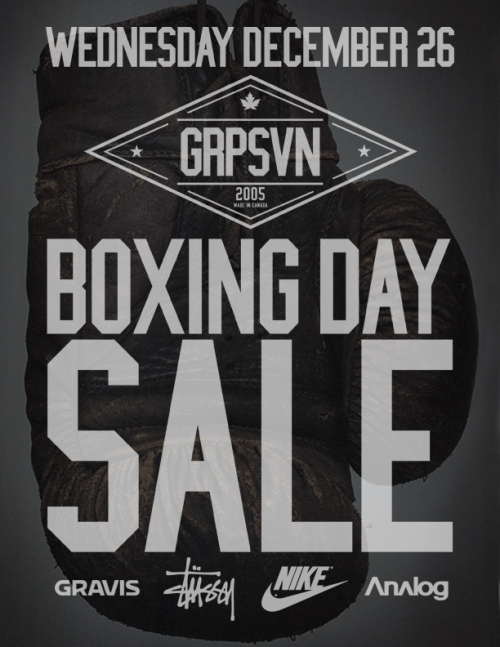 GROUPSEVEN-BOXINGDAY-2012